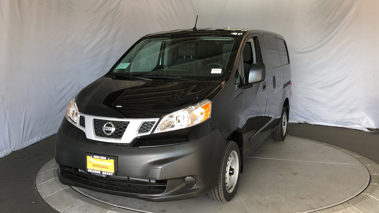New 2019 Nissan Nv200 Compact Cargo S Mini Van Cargo In Costa Mesa